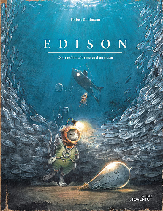 Edison dos ratolins a la recerca dun tresor