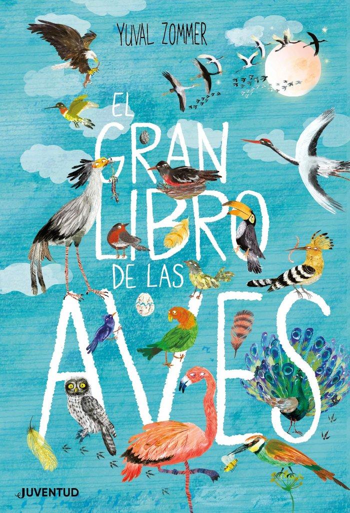 Gran libro de las aves,el