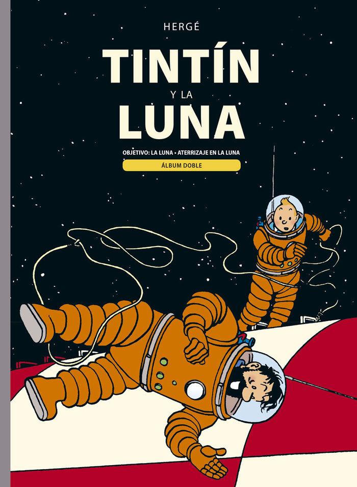 Tintin y la luna