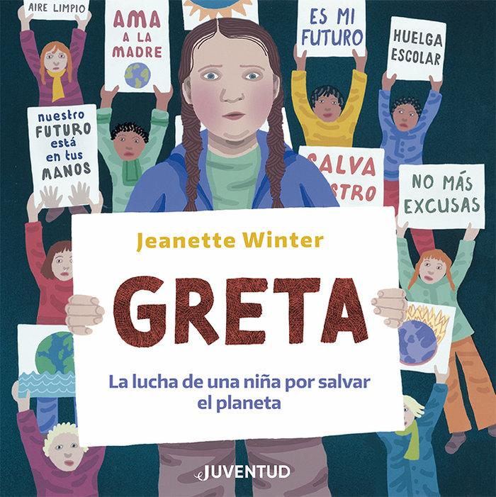 Greta la lucha de una niña por salvar el planeta