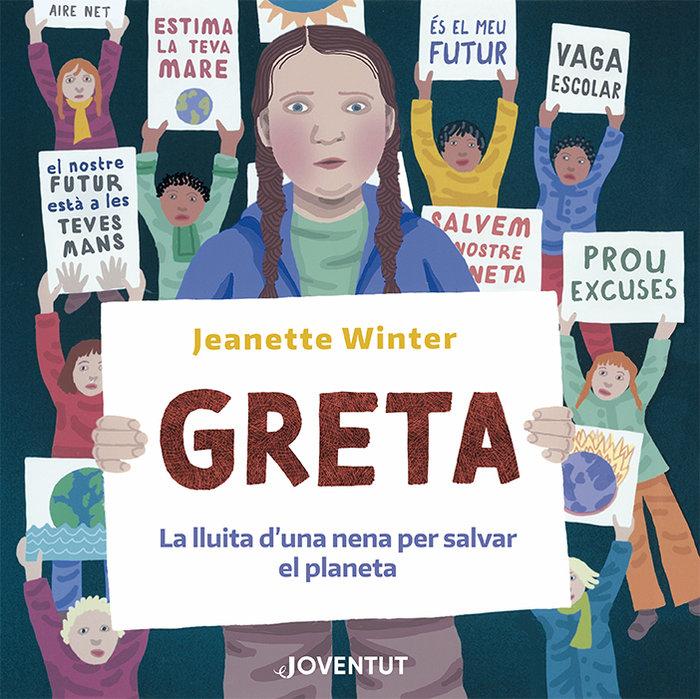 Greta la lluita d'una nena per salvar el planeta
