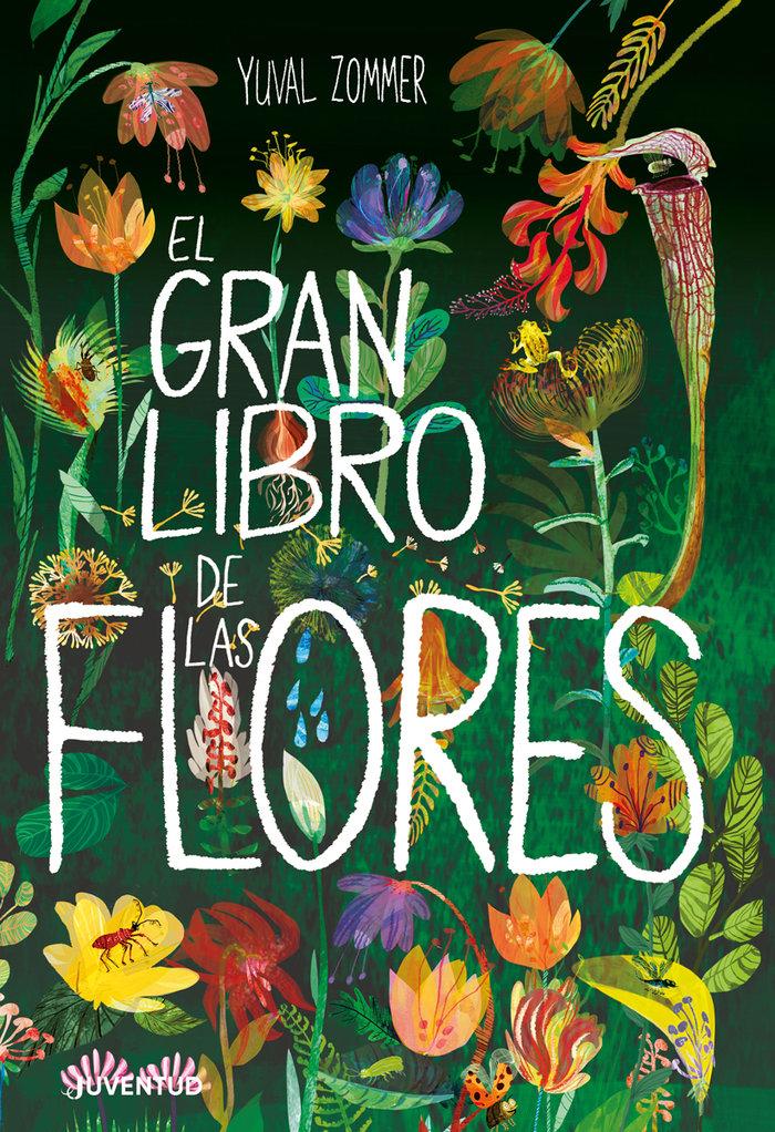 Gran libro de las flores,el