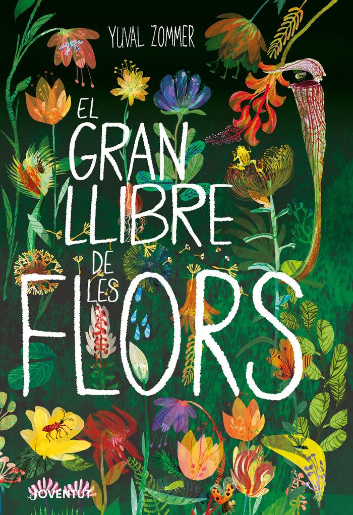 Gran llibre de les flors,el catalan