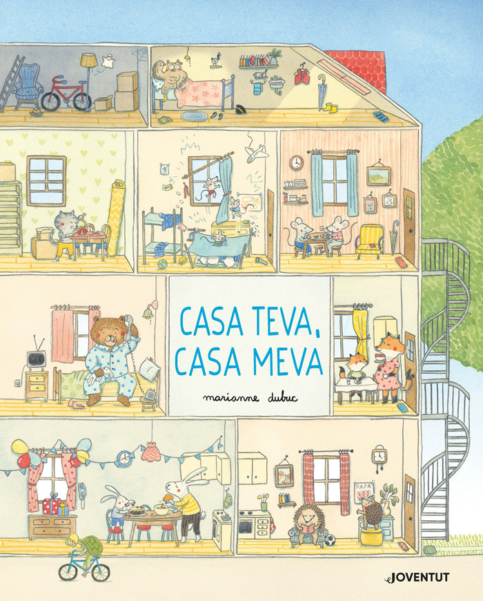 Casa teva casa meva catalan