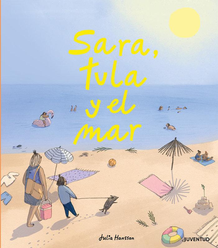 Sara tula y el mar
