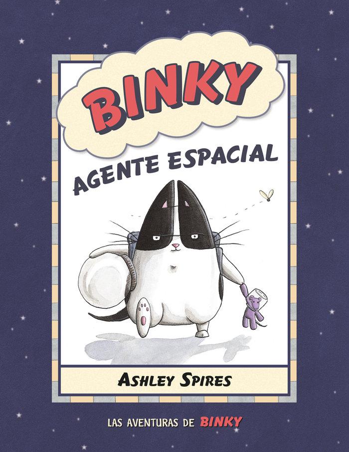 Binky agente espacial