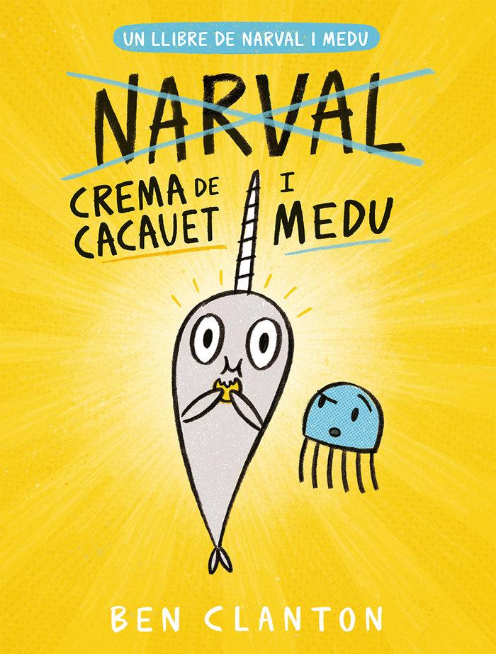 Narval crema de cacauet i medu catalan