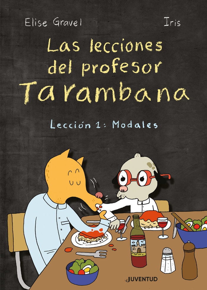 Lecciones del profesor tarambana 1 modales