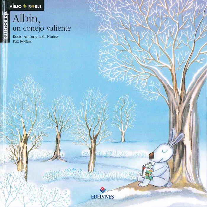 Albin un conejo valiente