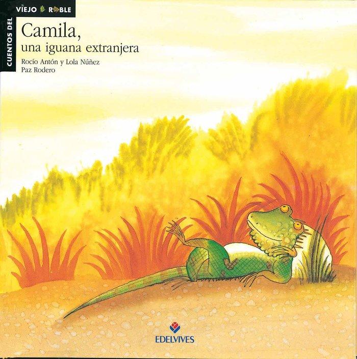 Camila una iguana extranjera