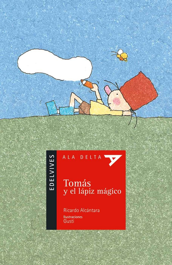 Tomas y el lapiz magico adr