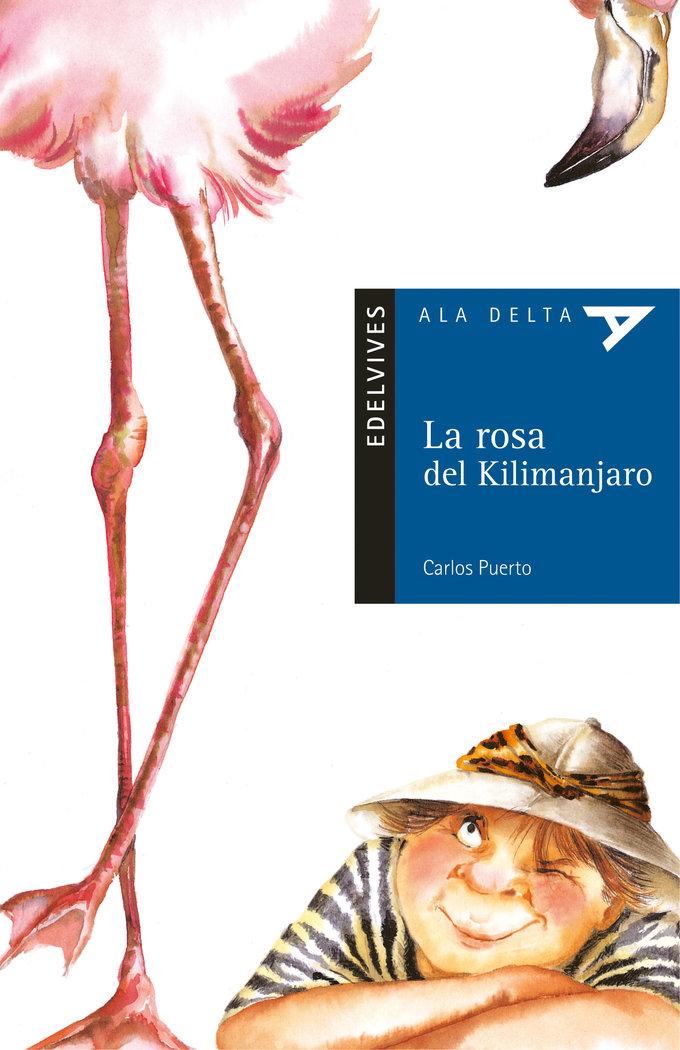 Rosa del kilimanjaro,la ada