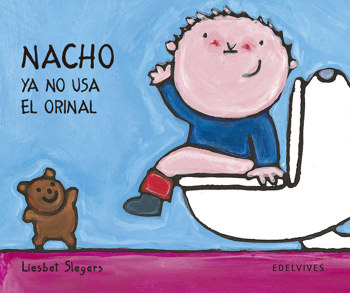 Nacho ya no usa el orinal