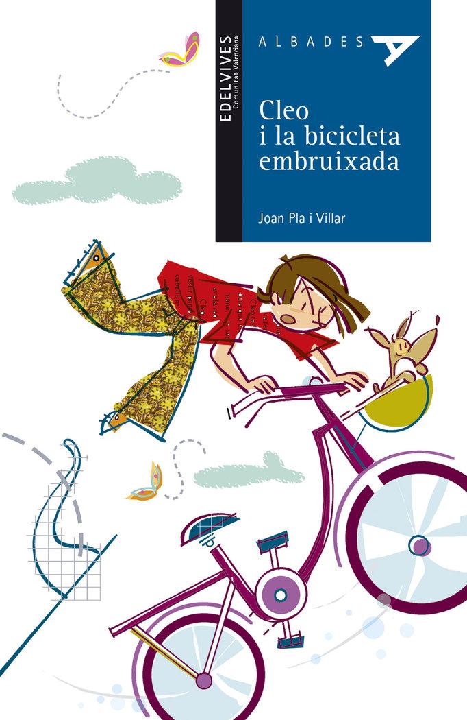 Cleo i la bicicleta emburxada