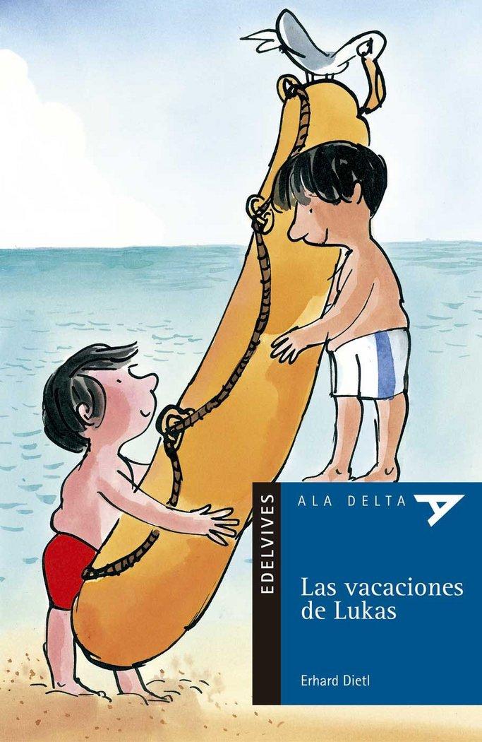 Vacaciones de lukas,las ada
