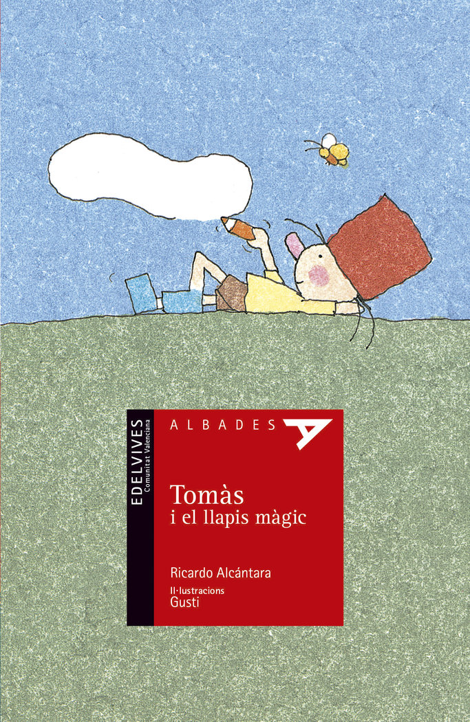 Tomas i el llapis magic