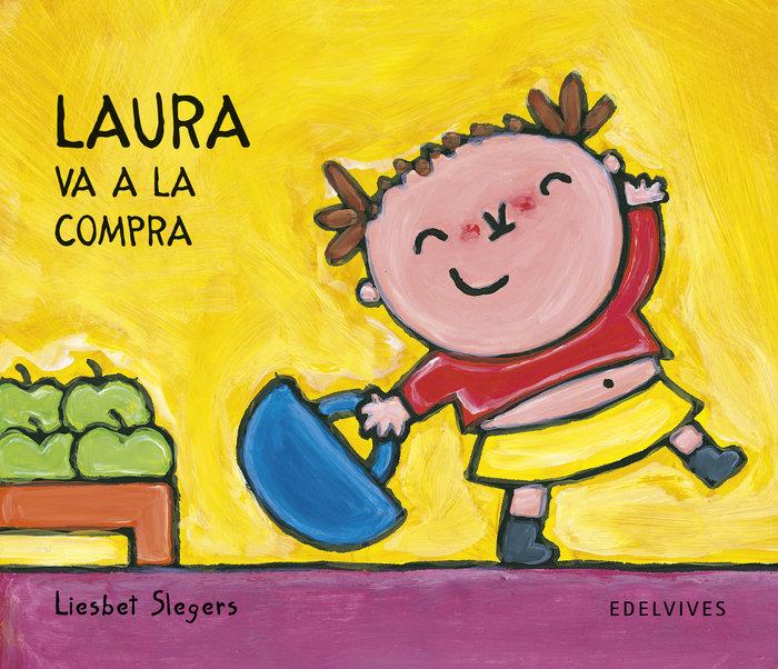 Laura va a la compra