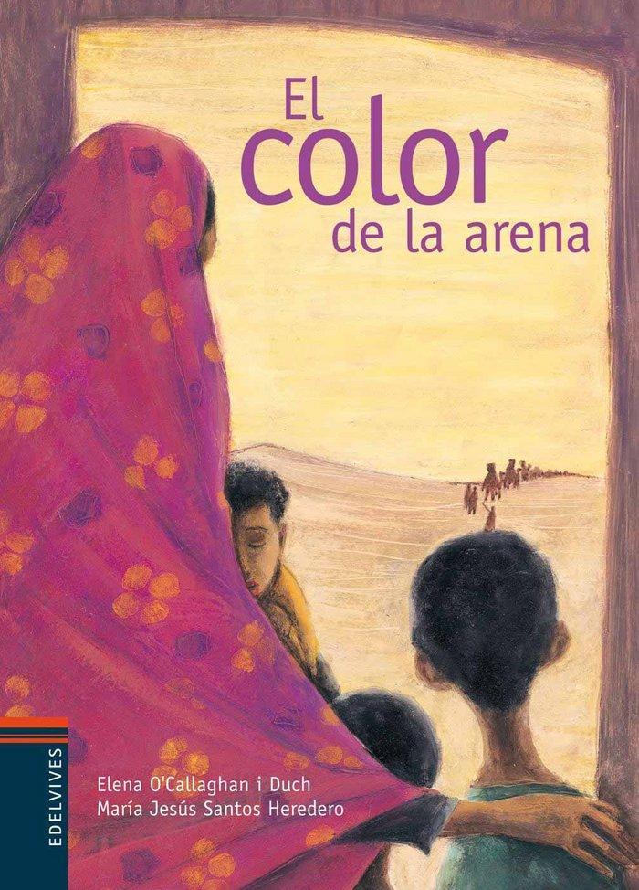 Color de la arena