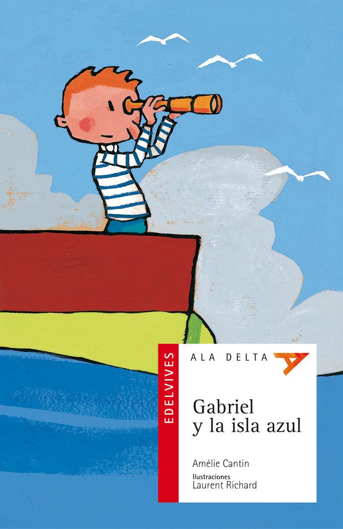 Gabriel y la isla azul adr