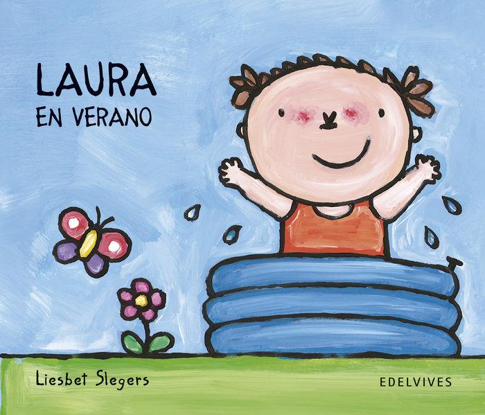 Laura en verano