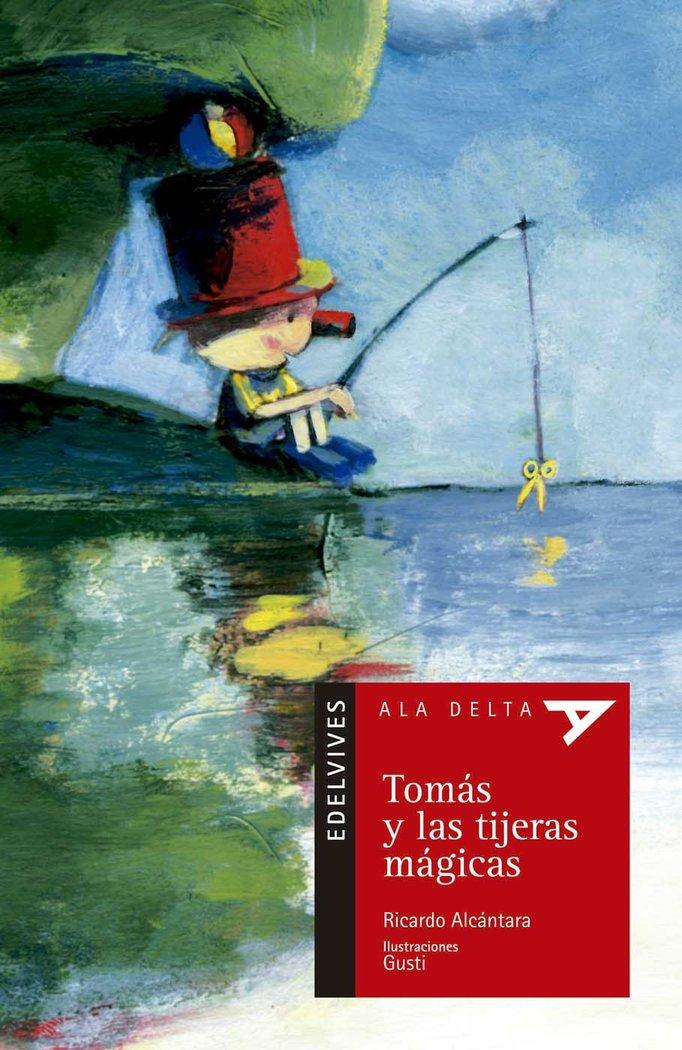 Tomas y las tijeras magicas adr