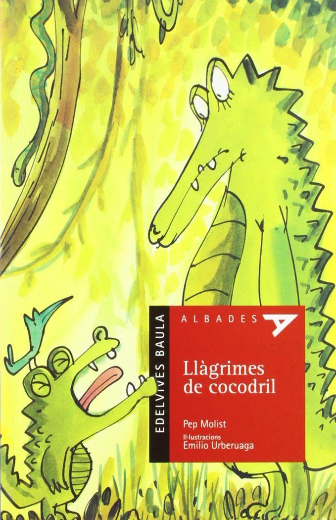 Llagrimes de cocodril