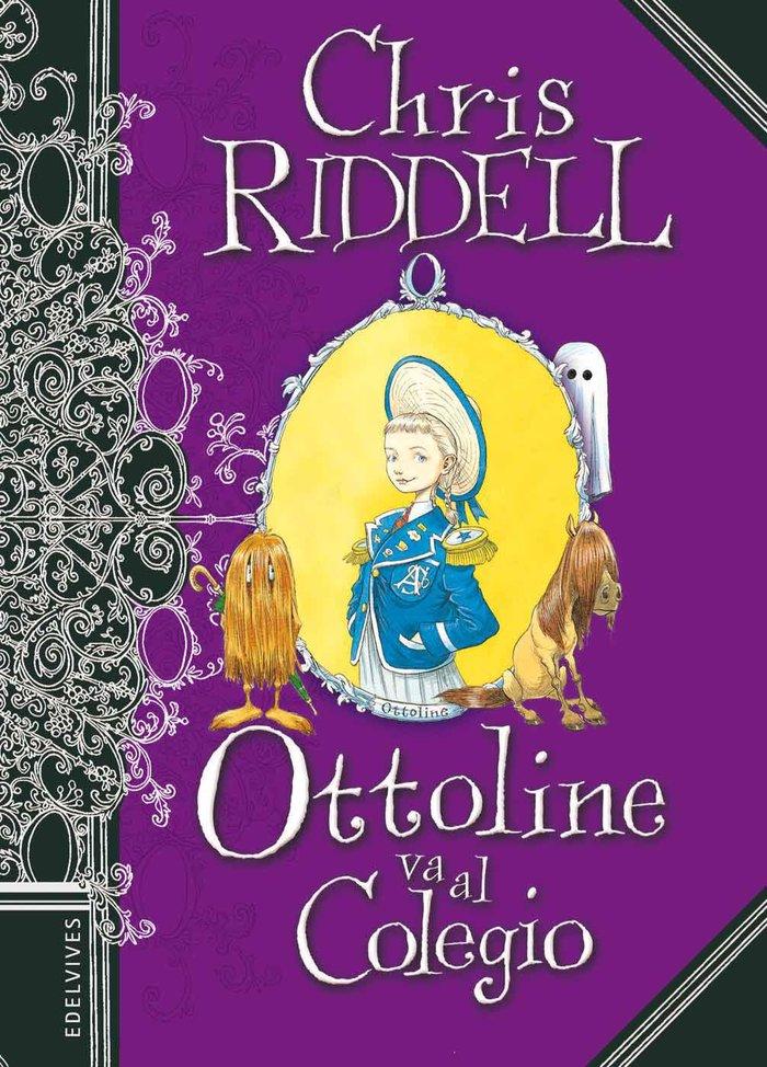 Ottoline va al colegio