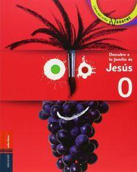 Descubre a la familia jesus comunion 0 proy.nazare
