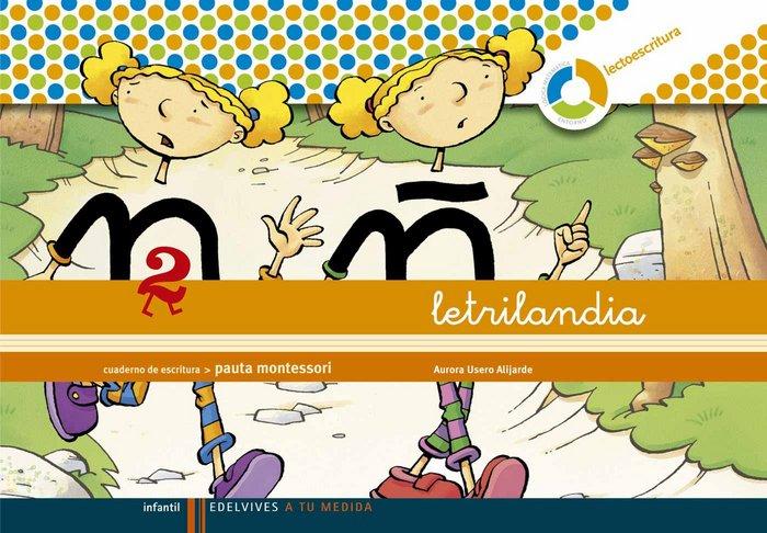 Letrilandia 2 pauta 09 espiral