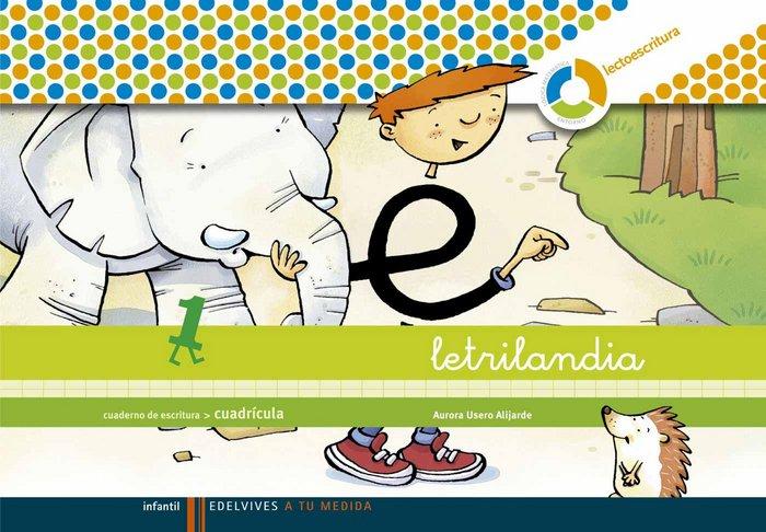 Letrilandia 1 cuadricula 09 espiral