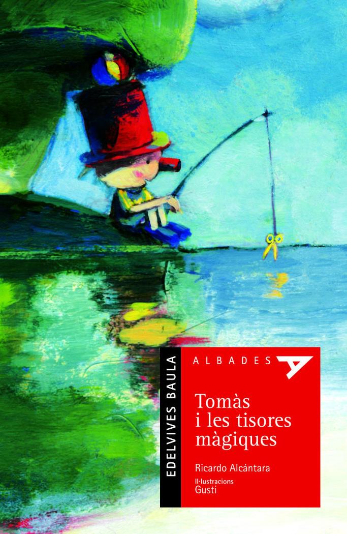 Tomas i les tisores magiques