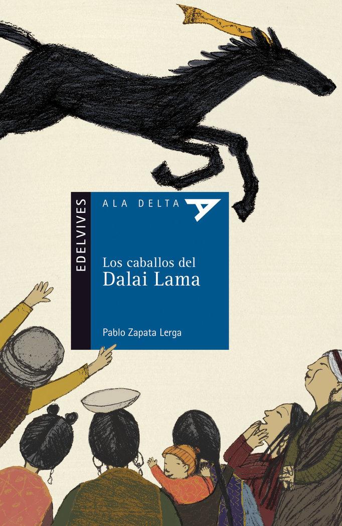 Caballos del dalai lama, los