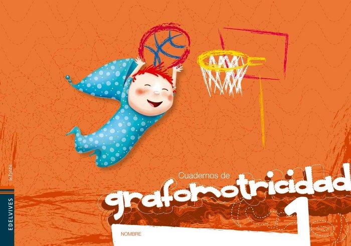 Cuaderno grafomotricidad 1 2011