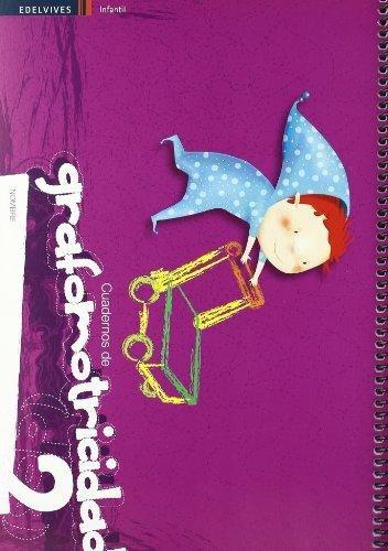 Cuaderno grafomotricidad 2 2011