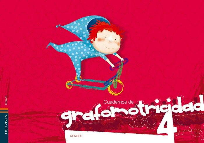Cuaderno grafomotricidad 4 2011