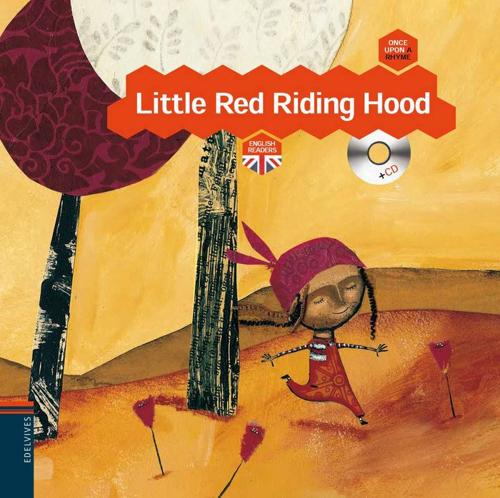 Little red riding hood cd
