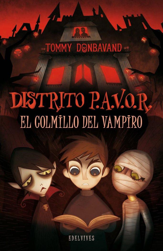 Distrito pavor 1 colmillo del vampiro
