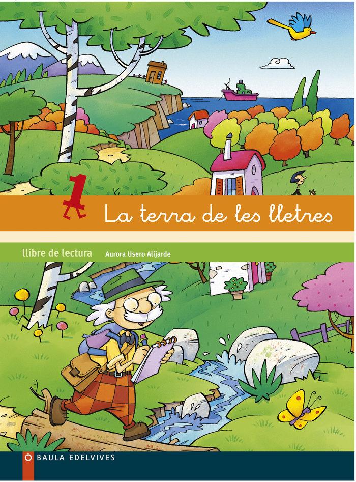 Llibre lectura 1 ei valencia 12 terra lletres