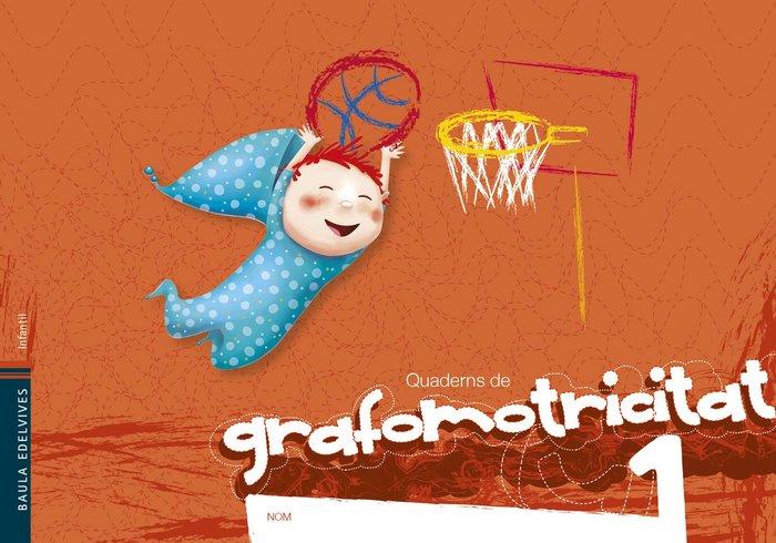 Quadern grafomotricitat 1 ei valencia 13