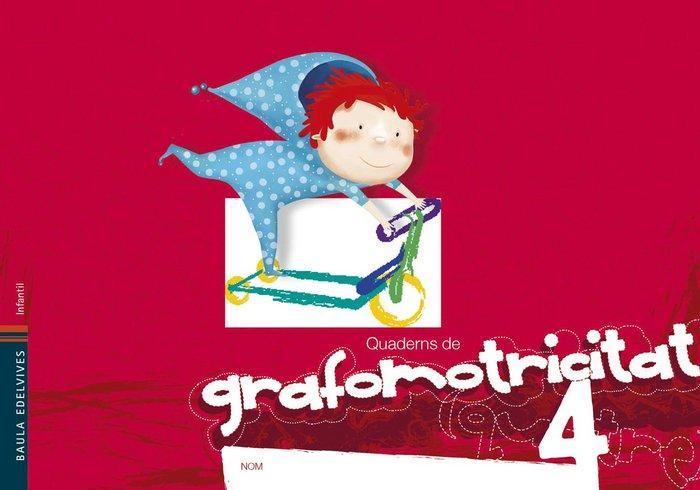 Quadern grafomotricitat 4 ei valencia 13