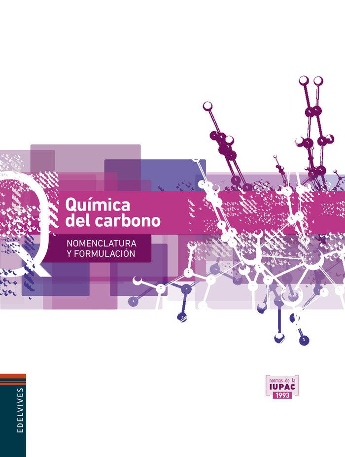 Formulacion quimica del carbono 1ºnb 13