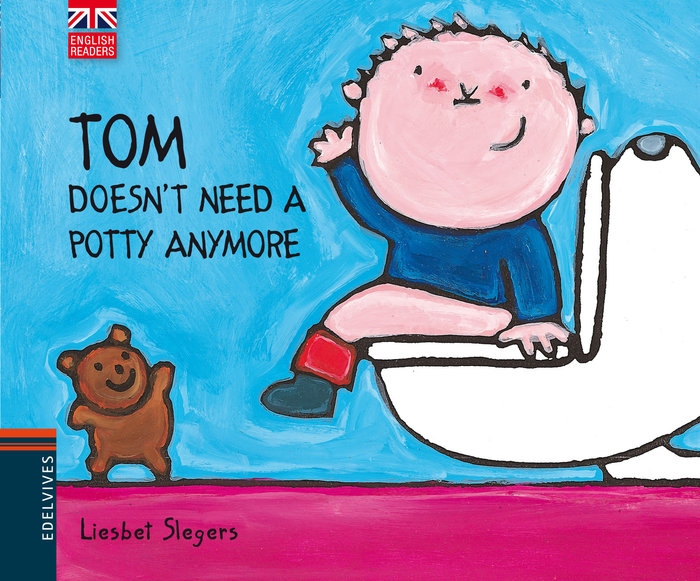 Tom doesnt need a potty anymore