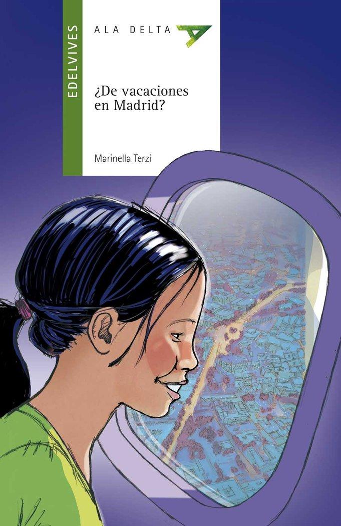 De vacaciones en madrid