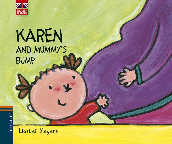 Karen and mummys bump