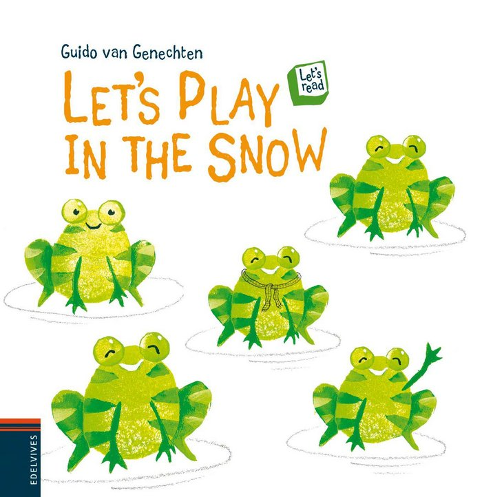 Lets play in the snow