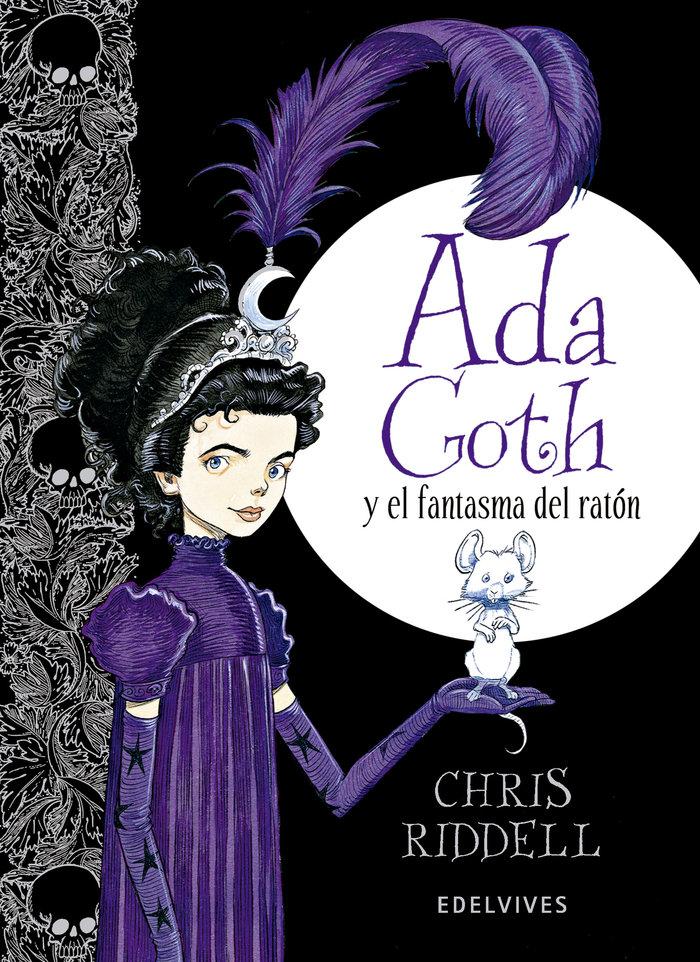 Ada goth y el fantasma de raton