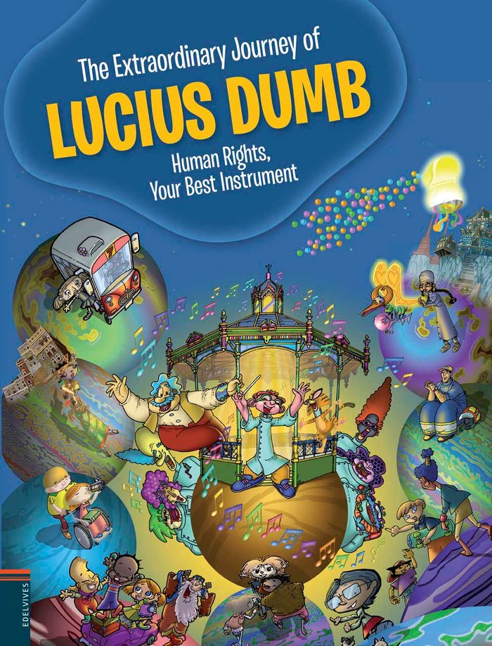 The extraordinary journey of lucius dumb