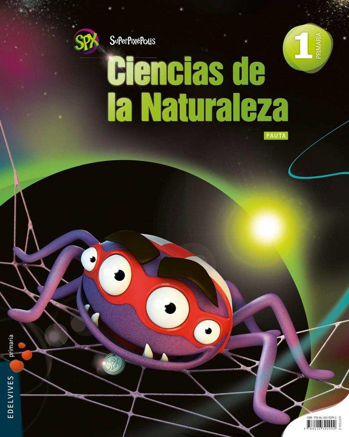 Ciencias naturales 1ºep pauta trim.14 superpix.