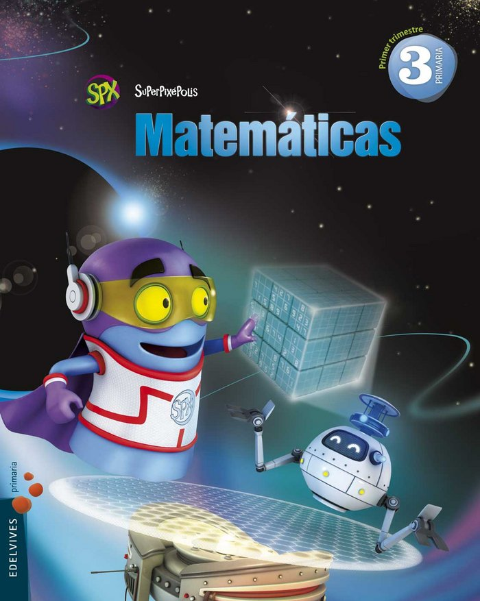 Matematicas 3ºep carpeta 14 superpixepolis