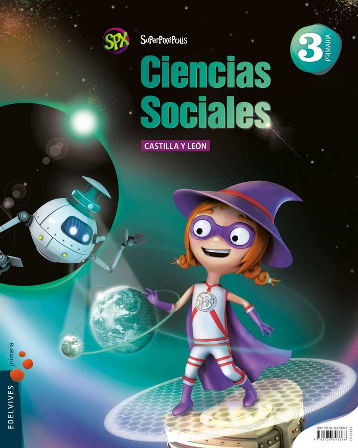 Ciencias sociales 3ºep cast-leon 15 superpixepolis